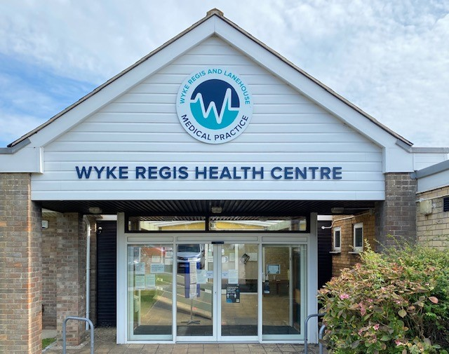 Wyke Entrance Sign